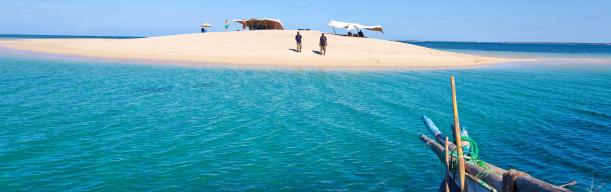 Mosambik Segeltörn