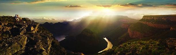 Rainbow Route Südafrika